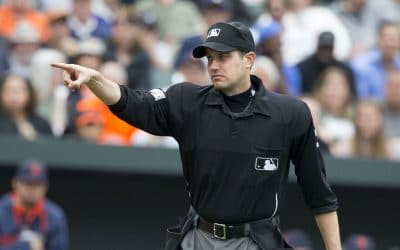 MLB Umpire John Tumpane Saves Woman from Jumping Off a Bridge in Pittsburgh