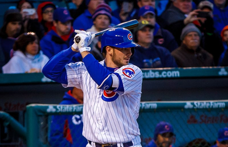 Chicago Cubs Lose Kris Bryant Due to Sprained Ankle