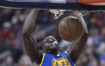 THE THUNDERING WARRIORS ARE 2017 NBA CHAMPIONS!