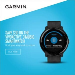 Garmin Vivoactive 3 music Deal Special