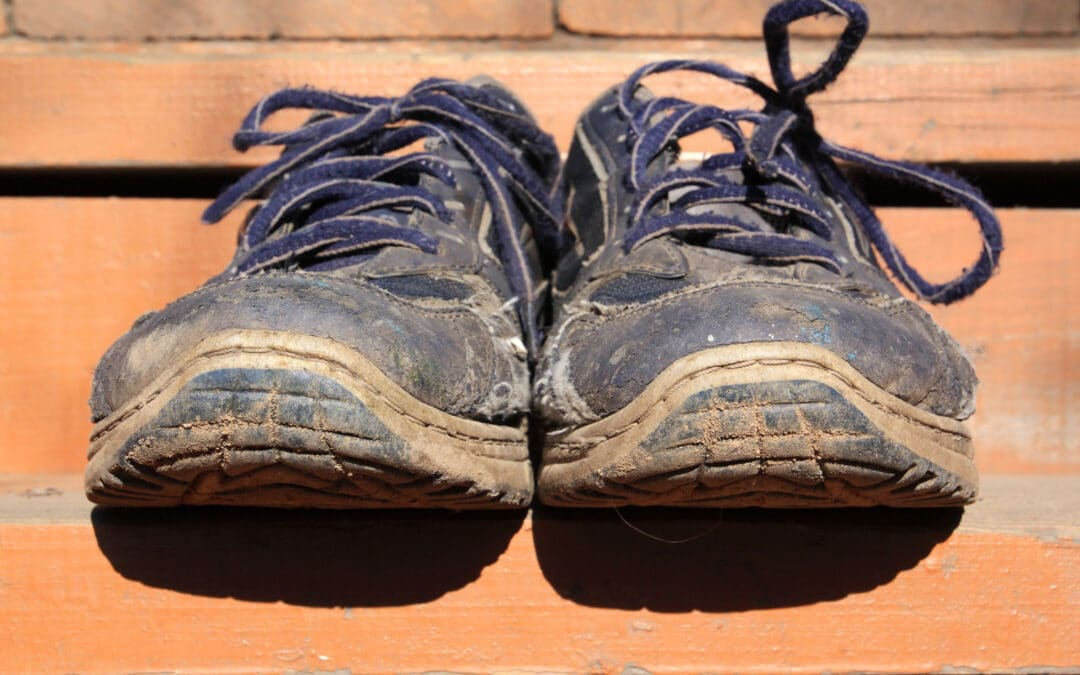 Stinky Shoes: How to Get Smell Out of Stinky Shoes