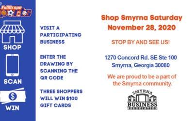 Shop Smyrna Saturday November 28 2020
