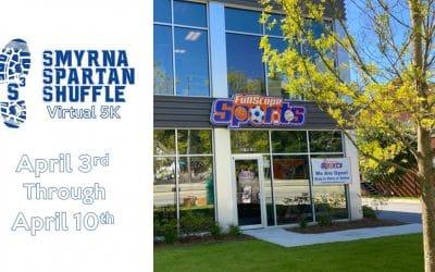 Smyrna Spartan Shuffle